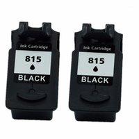 Cartucce d'inchiostro rigenerate per Canon PG-815 XL PG-815XL PG 815 PG815 cl-816 cl816 PIXMA MX358 MX368 MX418 MX428 MX3481