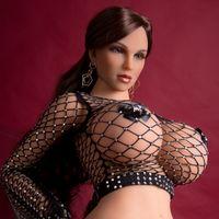 Echte Liebe Silikon Sex Puppe Große Brüste Große Arsch mit 170 cm Höhe Hohe Qualität Sexy TPE Sexdoll Für Männer