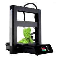 Impressoras Oux Impressora 3D Alta Precisão Atualizado Auto-Nivelamento Cor Tela Touch Screen Grande Plus Size Deskot-Kit DIY-Kit Impresora1