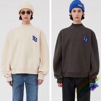 Brief bestickte Sweatshirts Männer Frauen 1 Hoher Qualität Crewneck Hoodie
