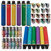 Alta Qualidade 1000 Puffs MF MAX Disable Vape Pena Vaporizador Kit 3.5ml e Cig Vapor VAPOR VAP Cigarro Eletrônico