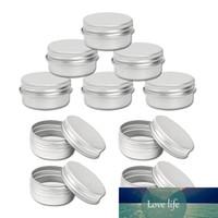 Pack de 25 - 15 ml de aluminio de la lata grande Maquillaje Vela Ollas Capacidad vacío grande Cosmética / Vela / Especias Ollas Productos para el cabello / / dulce estaño J