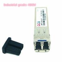 Modems SFP 10G LC 40km Dual Fibre 1310nm SFP + Récepteur de qualité industrielle compatible -40-85 Celsius