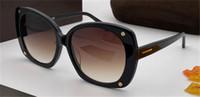 Nueva moda popular gafas más vendidas Diseño de gafas de sol 362-F Hermosa forma de mariposa estilo simple estilo de ambiente superior