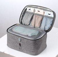 Bolsa de esterilización Nuevas para mujer Accesorios de ropa Teléfono móvil Ropa interior Desinfección Bolsa de almacenamiento a prueba de polvo Oxford Paño Paquete de mano M180074