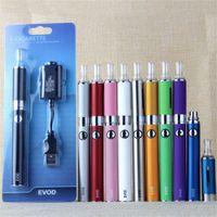 MT3 EVOD 스타터 키트 BCC E-CIG 키트 EVOD 배터리가있는 전자 담배 물집 패키지 650mAh 900mAh 1100mAh