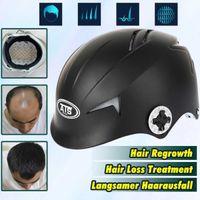 45 الثنائيات LD يزر جديد لاستعادة الشعر الشعر خوذة إعادة النمو الليزر مع أسعار الجملة