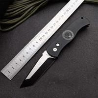 Prot CQC7 Flipper Автоматический нож 154 см Лезвие Охота Самообороны Карманный нож Codfather 920 UT85 UT121 UT88 BM C07 Тактический нож выживания