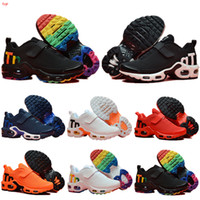 Mercurial Tn 2021 crianças athletic shoes crianças 72c tênis de basquete lobo cinza 72s criança esporte sneakers para o menino menina criança chaussures pour enfant