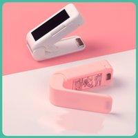 Portable sigillatore di calore Pacchetto sacchetto di plastica bagagli Mini Impulse Sigillatrice magnetico inferiore Handy Sticker Accessori Cucina T500398