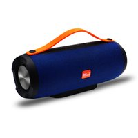 Haut-parleur Bluetooth sans fil portable STEREO BIG POWER 10W Système TF FM Radio Musique Subwoof Sans Wireless Blaflums Enceintes de colonne pour ordinateur