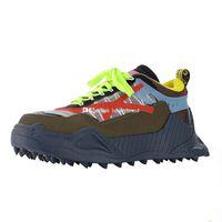 Odsy-1000 Arrow Sneaker per uomo Odsy 1000 Sneakers Mens Scarpe sportive da donna Scarpe da donna Scarpa da donna Chunky Chunky Chaussures Multi Color Blue