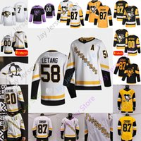 Pittsburgh Penguins Jersey Hockey Jersey Marcus Pettersson Will Reilly Juuso Riikola Rodrigues Ruhwedel SCeviour Tanev Trotman Weber Zucker