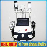 NUEVO Free Freeze Máquina para adelgazar Cavitación RF Lipolaser Remoción de grasa Piel Apretar Face Lift Radio Frecuencia Cryo Slim Salon Equipo