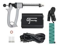 100% Authentic GreenlightVapes G9 G9 Riempante Gun Macchina Spessa Olio Spesso Semi automatico Deposito di riempimento VAPA 510 Cartuccia di cartuccia a penna filettatura