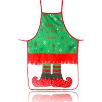 홈 1 크리스마스 장식 PC를 산타 클로스 크리스마스 앞치마 크리스마스 장식 2020 새해 크리스마스 선물 50cm * 70cm HHB2362