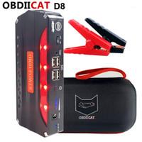 OBDIICAT D8 Auto-Jump-Starter 12800mAh-Auto 12-V-Buster Auto-Startgerät Fahrzeug-Notfall-Batterie-Strombank1