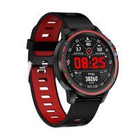 Winsun L8 الذكية ووتش montre nethingente الرجال IP68 ماء reloj هومبر وضع مع ECG PPG ضغط الدم القلب معدل الرياضة