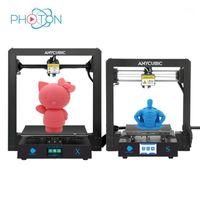 Impressoras Impressora 3D Mega Series AnyCubic Mega-S Mega-X Mega-Pro Full Metal Frame FDM Kit de alta precisão Impresora Drucker1