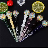 WDT002 Glass Wax Dab Tool Dabber Tool For Wax Oil Tobacco Ba...