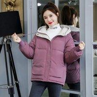 FV9901 2020 جديد الخريف الشتاء المرأة الأزياء عارضة الدافئة سترة الإناث معاطف امرأة سترة الكورية إمرأة سترة 1