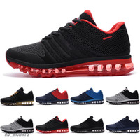Max 2017 Novo KPU 2017 homens homens correndo sapatos laranja cinza preto branco almofada esportes sapatilhas homens atlético des chaussures treinadores zapatos tamanho 13