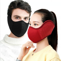 New Winter Mask Ear Muffs Warm Dustproof Washable Reusable M...