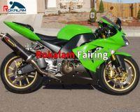 Pour Kawasaki Ninja ZX-10R ZX 10R ZX10R 2004 2005 MotoBike Corps Roading Set de carénage de moto (moulage par injection)
