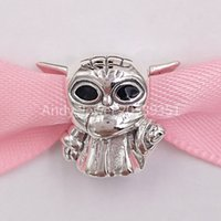 Authentic 925 Sterling Silver Beads The Child Charm Charms F...