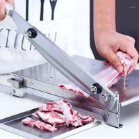 Molillas de carne de 13.5 pulgadas Máquina de corte de hueso de cordero picadito Pecado de pollo pececitos de acero inoxidable Hogar comercial1