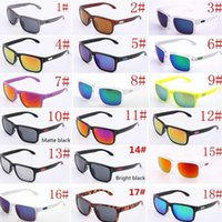 الكلاسيكية مربع النظارات الشمسية الرجال النساء مناسبة للرياضة السفر في الهواء الطلق 9102 O نظارات الشمس UV4001