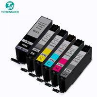 Cartuccia d'inchiostro Tintenmeer PGI 270 CLI 271 PGI270 CLI271 PGI-270 CLI-271 Compatibile per Canon PIXMA TS5020 TS6020 TS8020 Stampante