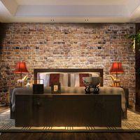 photo wallpaper retro nostalgia wallpaper brick wall for walls 3d hotel sofa TV backdrop mural
