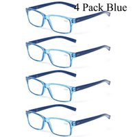 نظارات القراءة المفصلي جودة تصميم أنيق نظارات للجنسين نظارات أزياء القراء لون الربيع الرجال والنساء إطار المواد عدسة العرض 1