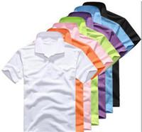 2021 Горячая роскошная рубашка футболка маленькая лошадь крокодил вышивка одежда мужская ткань поло футболки воротник повседневная футболка футболка рубашка