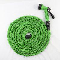 Tubo di estensione magico Tubo del tubo Giardino Giardino Tubi di acqua retrattile Verde