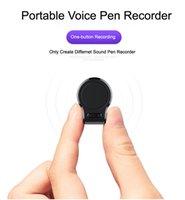 Portable site de ce marchand Enregistreur vocal numérique audio intelligent Contrôle vocal Enregistrement Micro Audio Device Lecteur étanche Conférence Dictaphone
