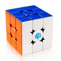 D-fantix gan 356 روبية 3x3 سرعة مكعب شاسع gans 356r 3x3x3 ماجيك مكعب لغز ges v3 نظام إضافي مكافأة الأزرق poch y200428