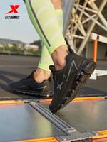 com Box 2018 All Hallows Eve Homens e mulheres Running Shoes Men Branco Amarelo Preto Sports Shoes Tamanho US5.5-12