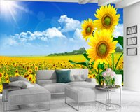 Wallpaper Flor 3d 3d Modern Wallpaper The Whole artigo do cenário bonito de Golden Flores Romantic 3d Mural Wallpaper