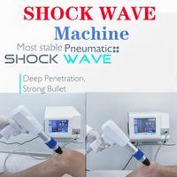 Dispositivo de terapia física ShockWave ESWT para equipos de tratamiento de disfunción eréctil Máquina de terapia de onda de onda de onda de onda de onda caliente