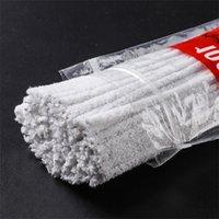 Smok Boru Temizleme Fırçaları Borular Borular Yok Saç Şerit Fırça Temiz Metal Metal Blokaj Önlemek Esnek Araçlar Ekipmanları 16 cm 4pn N2
