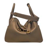 2021 New Lindy High-End Customized 2020-слойного верхнего слой Tote коровьей медицина сумка плечо подмышки женщины сумка