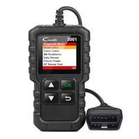 scanner X431 CR3001 completa OBD2 strumento OBDII del lettore di codice auto diagnostico Spegnere il motore aggiornamento gratuito luce pk cr319 ELM327