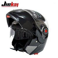 Frete Grátis 2020 Novas Chegadas Best Sellers Seguro Capacetes de Motocicleta Pegue o capacete com uma viseira interna Todos disponíveis1