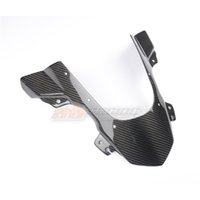 Motorcycle Black Wind Deflectors Wind shield Windshield WindScreen With Carbon Fiber 100% Twill For BMW S1000rr 2015-2017