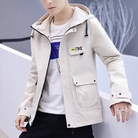 Ji Di Vance 2020 new Korean men's coat 2020 spring new leisure jacket youth Korean fashion