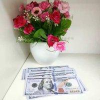 NiguhtClub 100 pcs / pacote Best Play 100 Movimento dos EUA Prop Prop US NewNote Dólar Dinheiro Frete Grátis Money Bar Koxfi