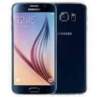 Remodelado Original Samsung Galaxy S6 G920F 5.1 polegadas OCTA CORE 3GB RAM 32GB ROM 16.0MP 4G LTE Telefone celular Android DHL 1 PCS