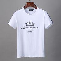 2020 primavera verano lujo de lujo europa paris fuji montaña nube aligerar iluminación impresión tshirt moda hombres mujeres algodón manga corta camiseta # 01